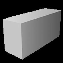Газосиликатный блок 600х300х100